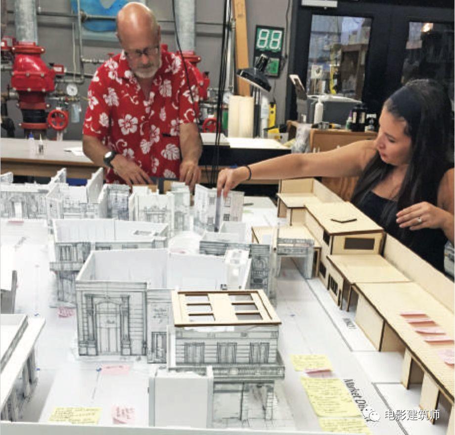 """《阿丽塔》中的""""硬核""""钢铁城是如何搭建出来的?"""