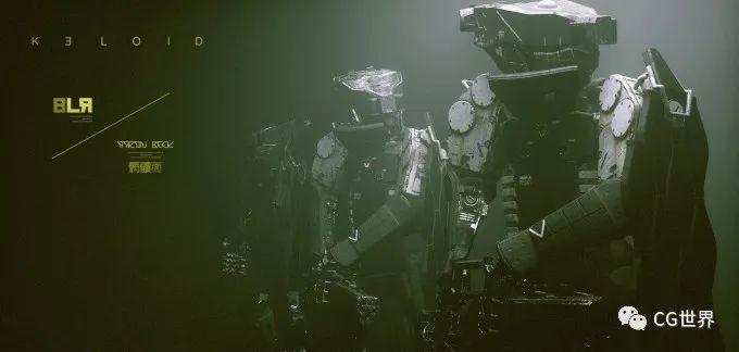 不惧项目压力,6人小公司用时6年创作两部硬核科幻短片