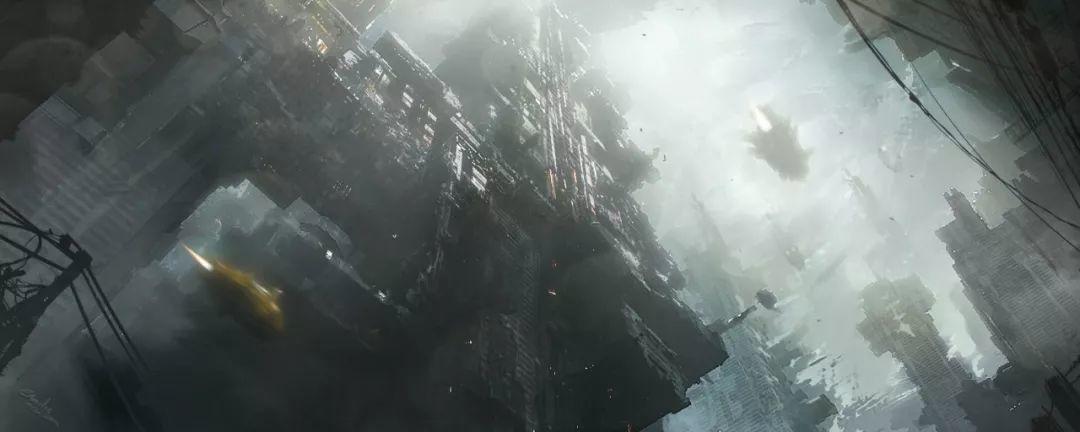 看DNEG视效大咖如何玩转大型CG场景