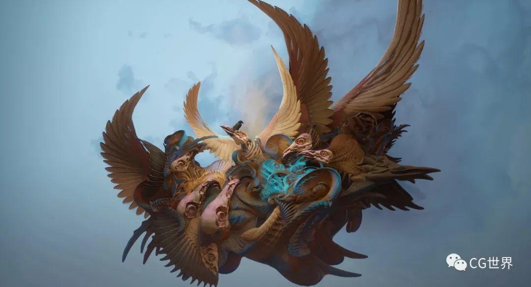 这是我见过用UE4做出的最美艺术作品~