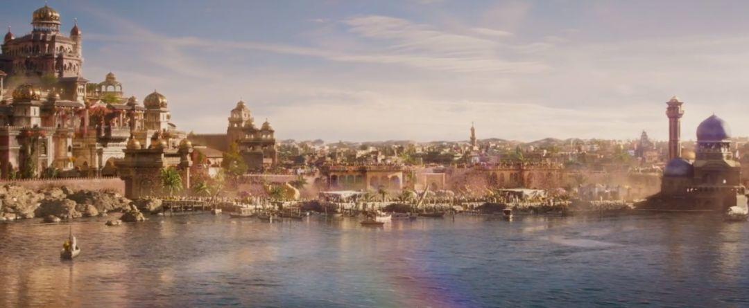 《阿拉丁》深度场景解析:当权游艺术总监遇上迪士尼公主