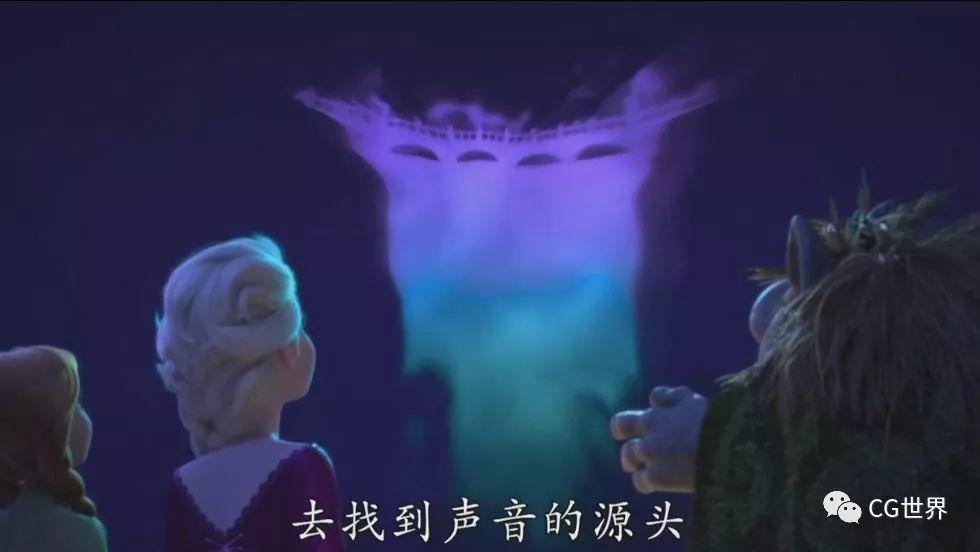 《冰雪奇缘2》都有哪些看点?附概念图和海报