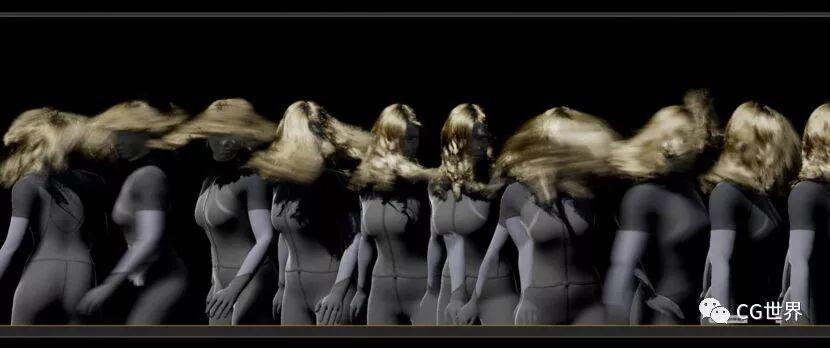 实时渲染模拟每根头发丝!新版UE4在实时毛发方面的实验性新功能