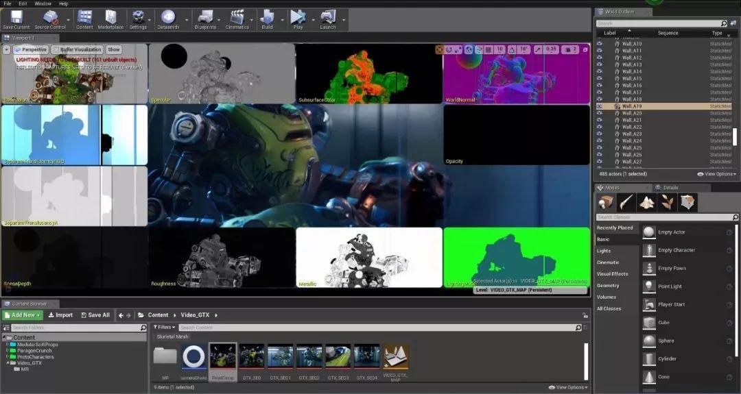 UE4让动画师更强悍,会这个才是真本事!
