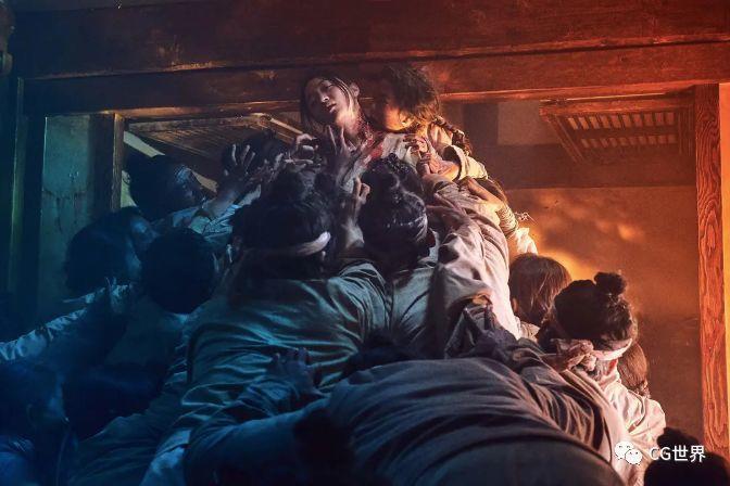 丧尸+宫斗+暴力美学,Netflix高分韩剧《王国第二季》来了