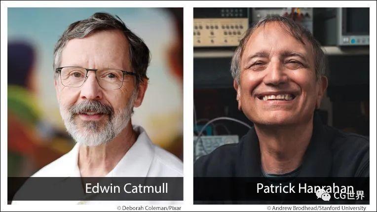 赏饭给我们的两位大佬获得2019图灵奖!成就太震撼了~