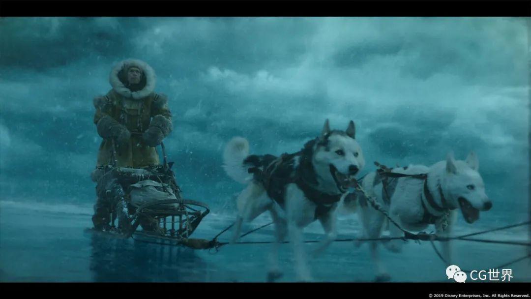 《多哥》里的狗是怎么制作的?幕后制作解析都在这了!
