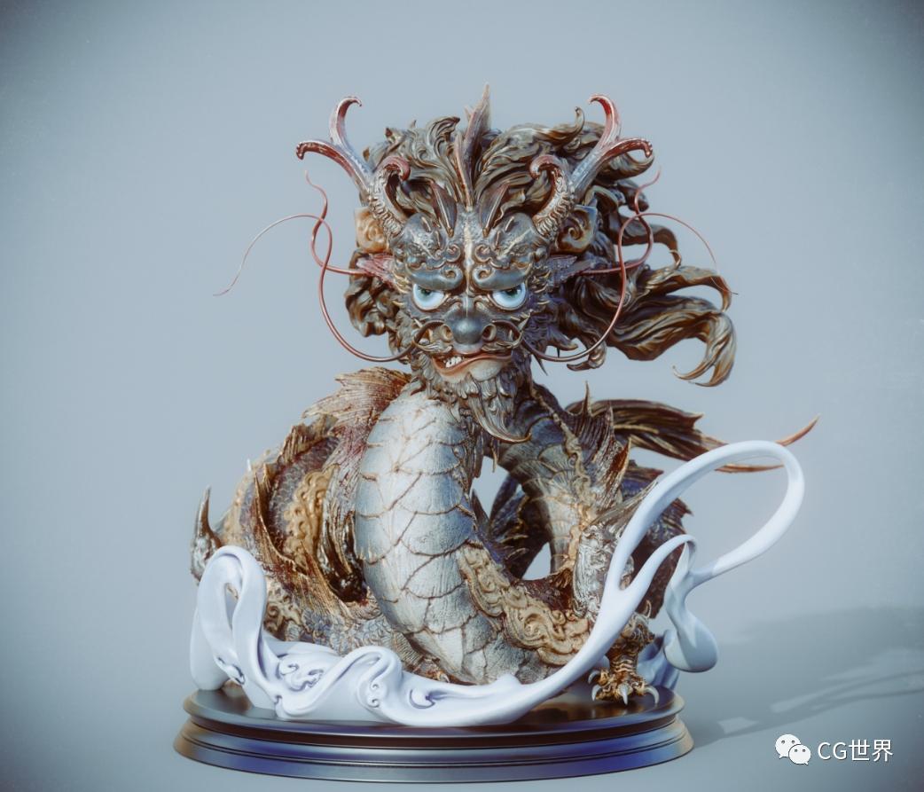 CG艺术家光叔,用RTX Studio设计本 ConceptD创意解码视觉盛宴
