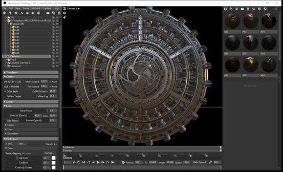 用UE4全流程制作概念CG是一种怎样的逼格?