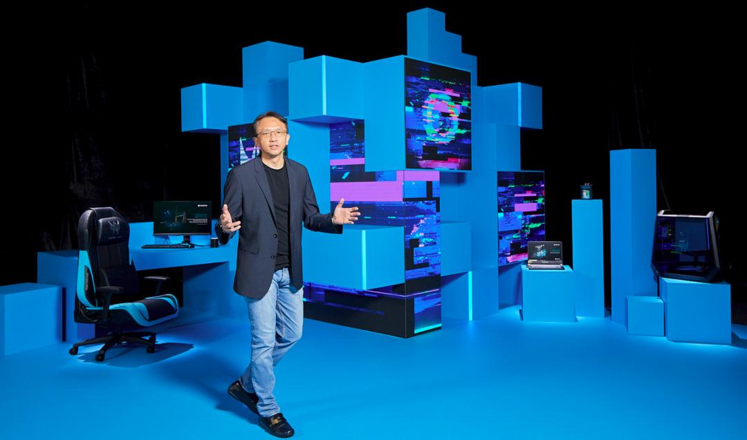 2020宏碁全球十月新品发布会——科技连接生活