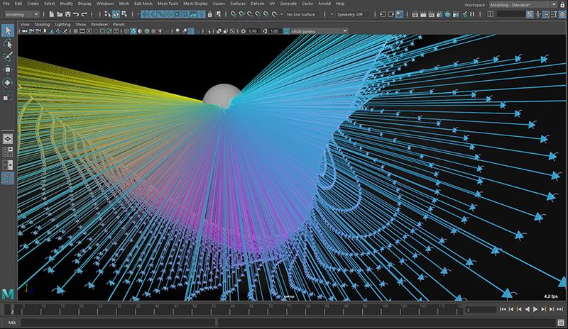 """这算""""挤牙膏""""么??Maya 2020.3发布,更新了动画和绑定工作流程!"""