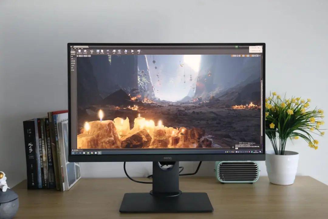 想要4K专业显示器??看看这款如何?