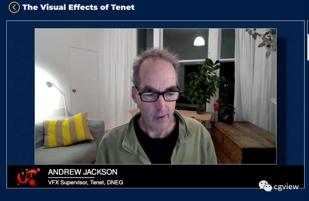 【分享】TENET中的拍摄方案和视效辅助