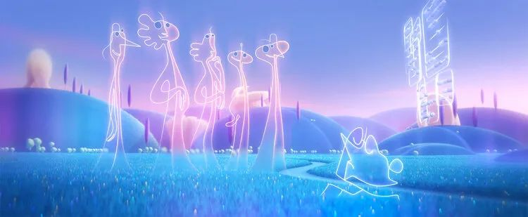 《心灵奇旅》从概念到最终镜头都经历了什么?这或许是最全的技术讲析了