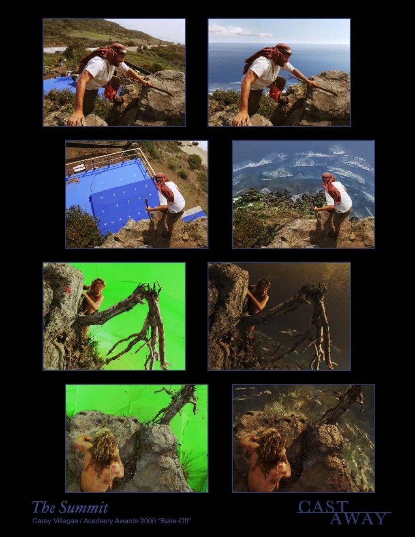 """有人知道这个合成软件么?20年前的《荒岛余生》特效合成幕后""""英雄""""——Bonsai"""