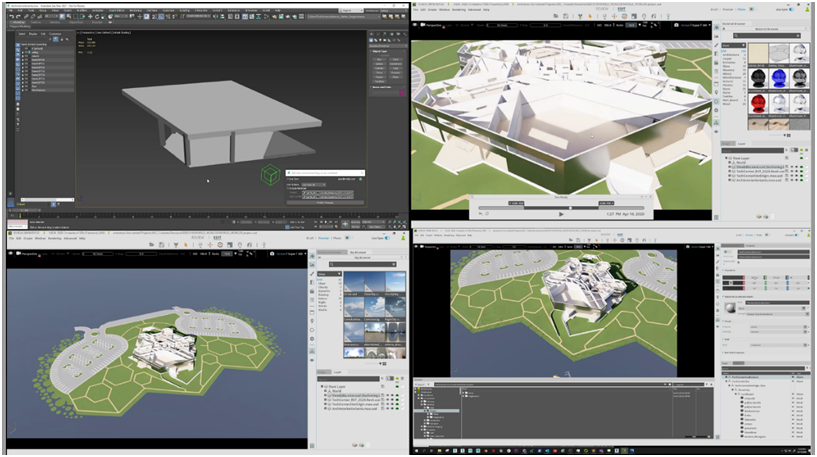 深耕专业可视化市场,一文带你了解NVIDIA GTC专业视觉新品