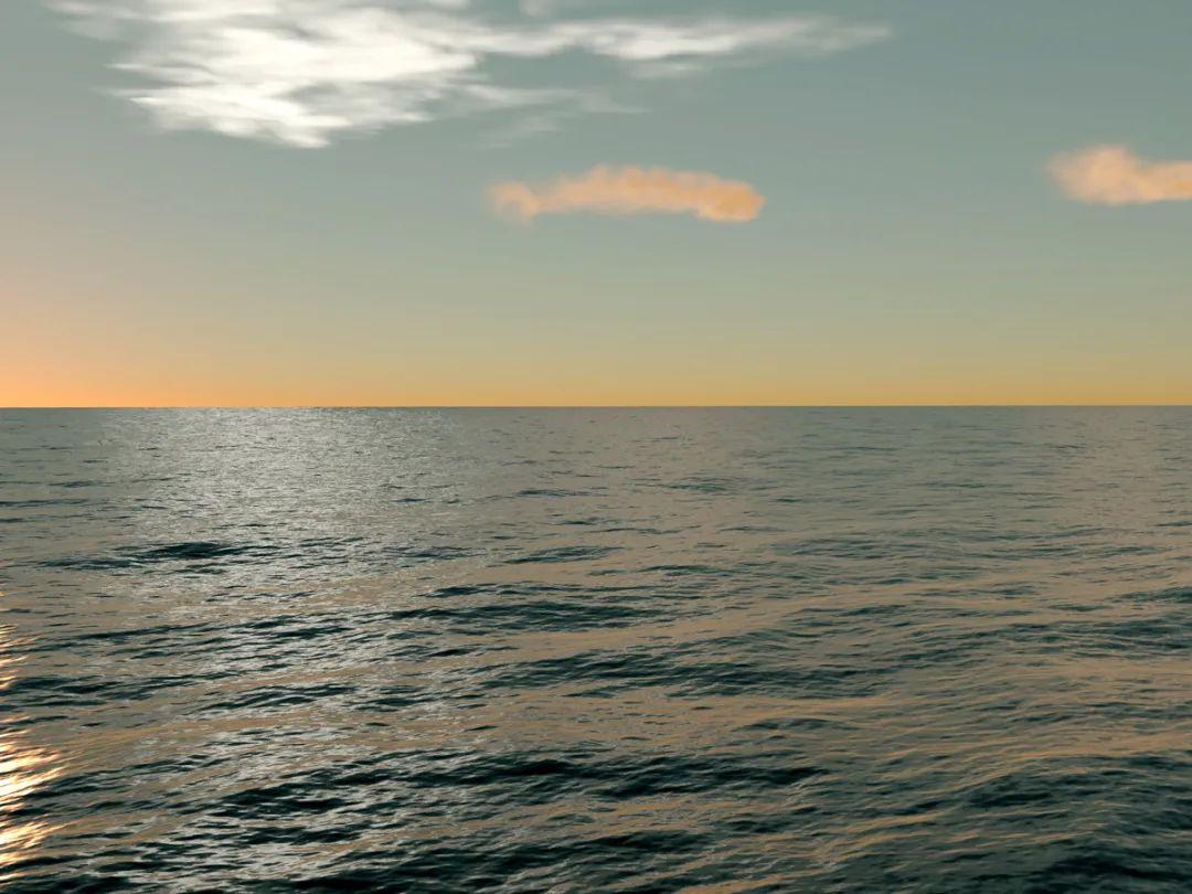 世界上最最最早的擦威亚、换脸和海洋模拟是如何实现的?