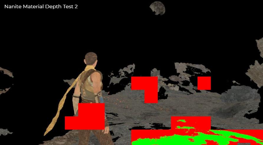 看渲染工程师如何解密UE5的Nanite运行过程