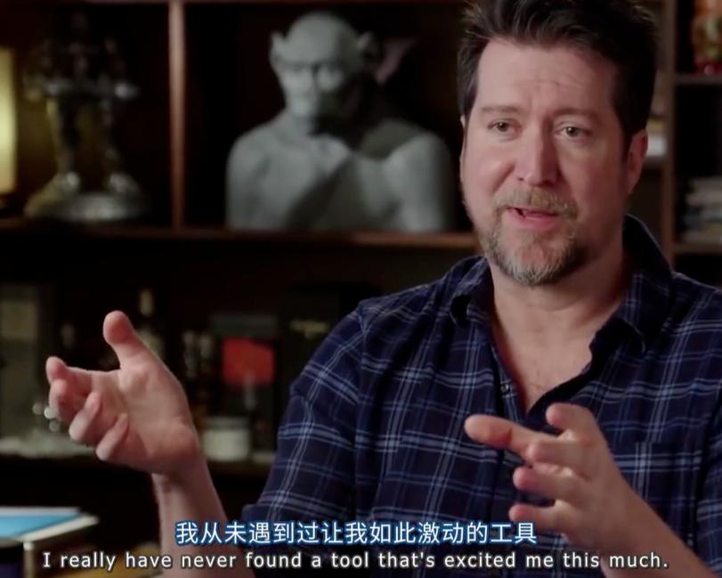 为什么说UE5可能会改写影视制作行业的格局?